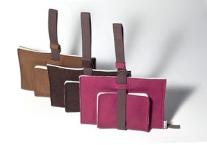 Image of book-belt for Surface pc tablet