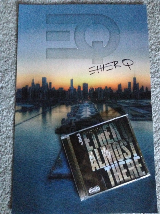 Image of Ether Q Fan Package: 2 Albums & Poster (BEST VALUE)