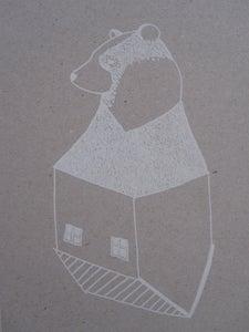 image de L'ours maison
