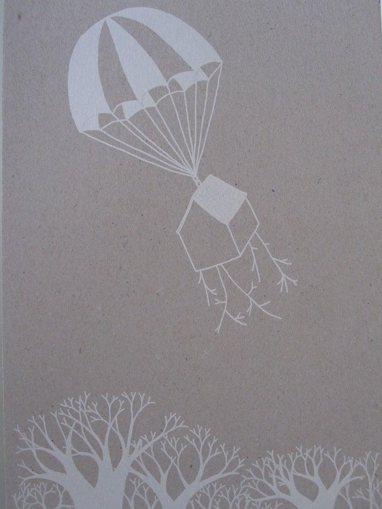 Image of Maison parachute grand modele