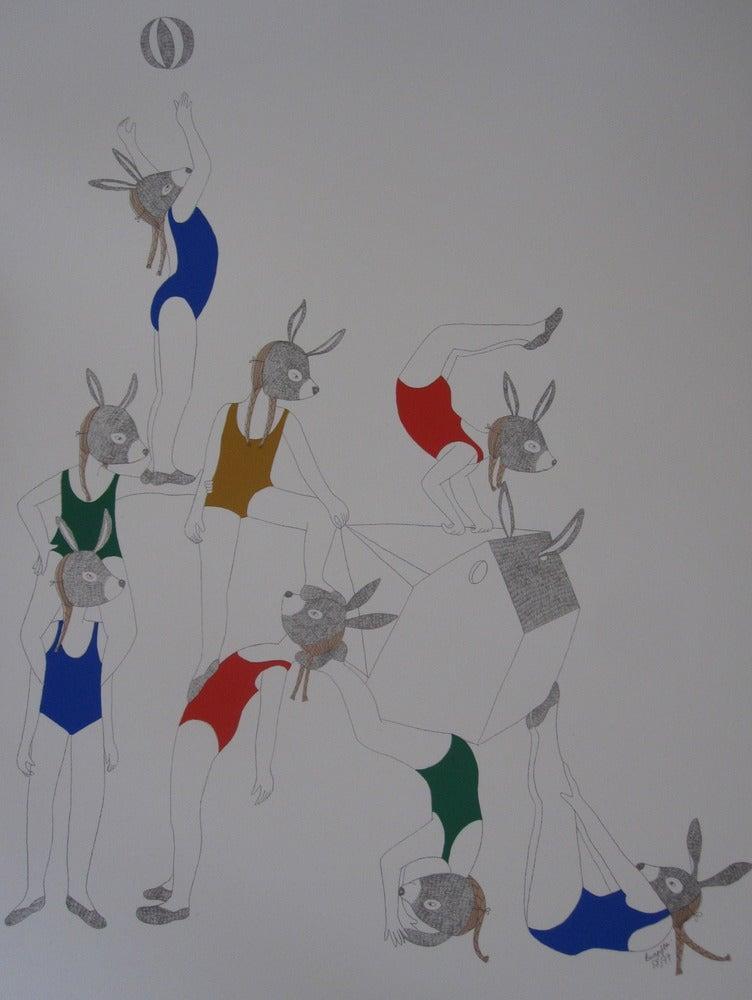 Image of Grapsa âne circus