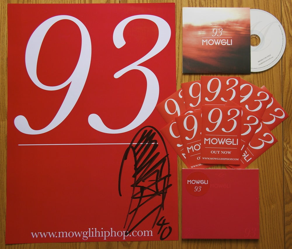 Image of Mowgli '93' Package