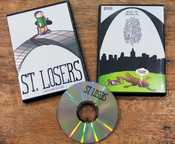 Image of ST. LOSERS DVD- SOLD OUT!!!