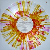 Image of Paul C - 'Welcome To Dopeland Instrumentals EP' SPLATTERED CLEAR VINYL
