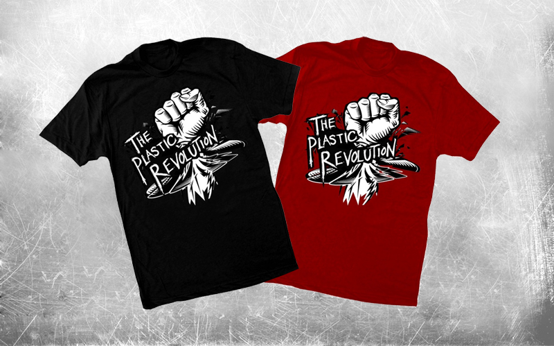 Image of Record Breaking Revolution T-Shirt