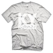 Image of KY Raised in White on White