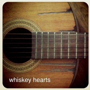 """Image of Whiskey Hearts 'So Cold / Got Away' 7"""" Single"""