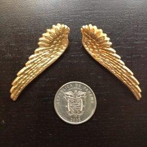 "Image of ""Pretty Wings"" earrings"