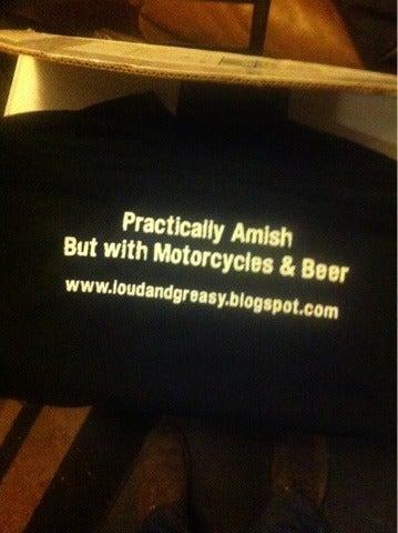 Image of Amish shirts!!!