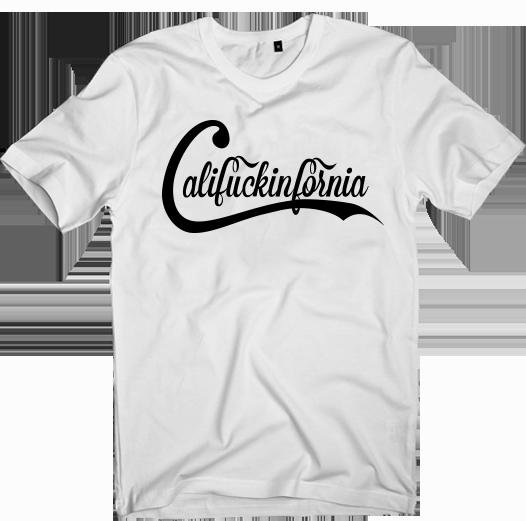 Image of Califuckinfornia T-Shirt (UNISEX)
