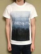 Image of Visions Album Art Tee