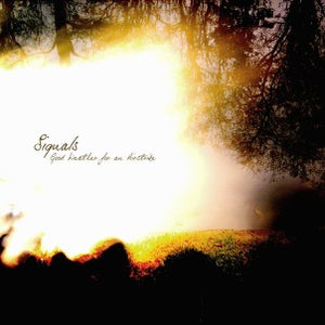 Image of Good Weather For An Airstrike - Signals EP