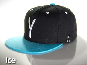 Image of Ice snap back cap