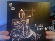 """Image of Final Breath 7"""" with Record Release Cover"""