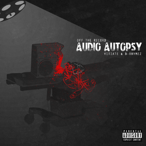 Image of Audio Autopsy *PRE-ORDER*