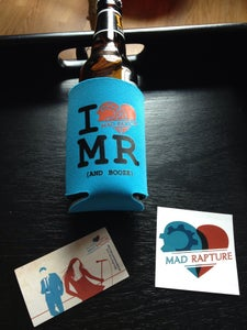 Image of MR Beer Cozy