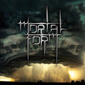 "Image of MORTAL FORM ""The Reckoning"" CD"