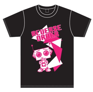Image of Robot T-Shirt