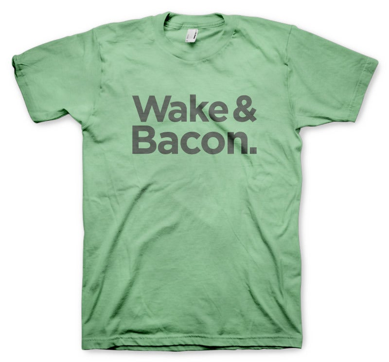 Image of Wake and Bacon
