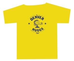 Image of Denver Nuggs Shirt
