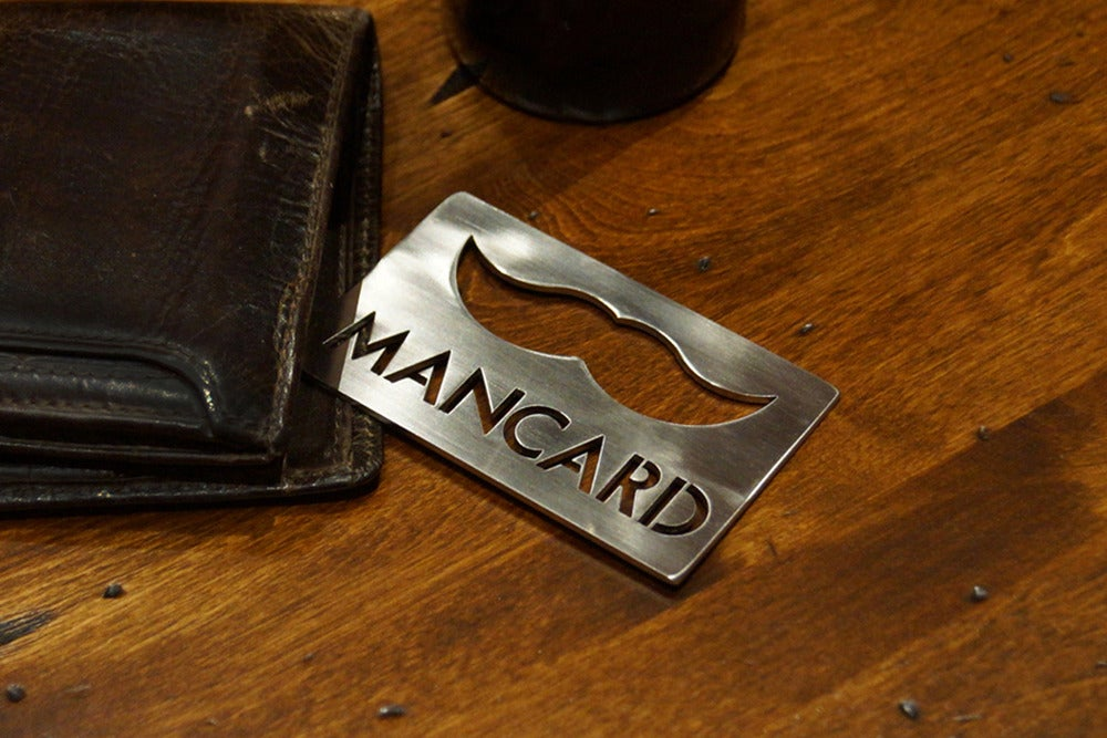 Image of Pre-Order - MANCARD