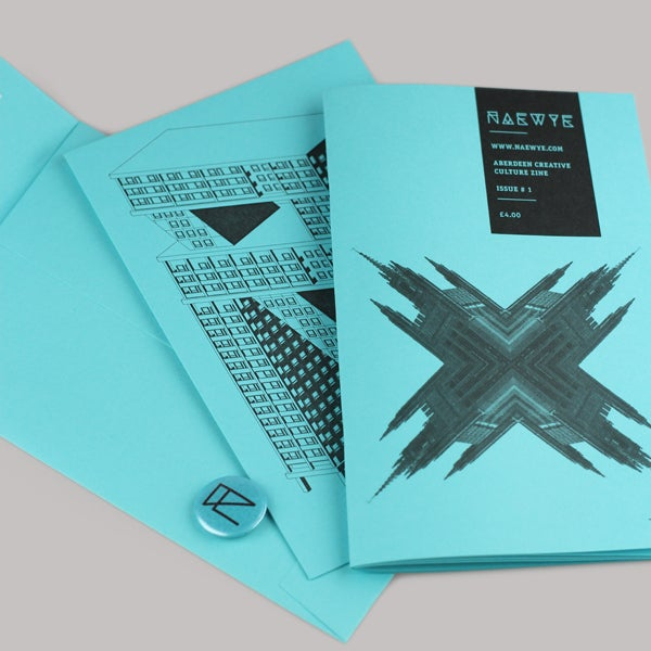Image of Naewye Issue 1 Gift Pack