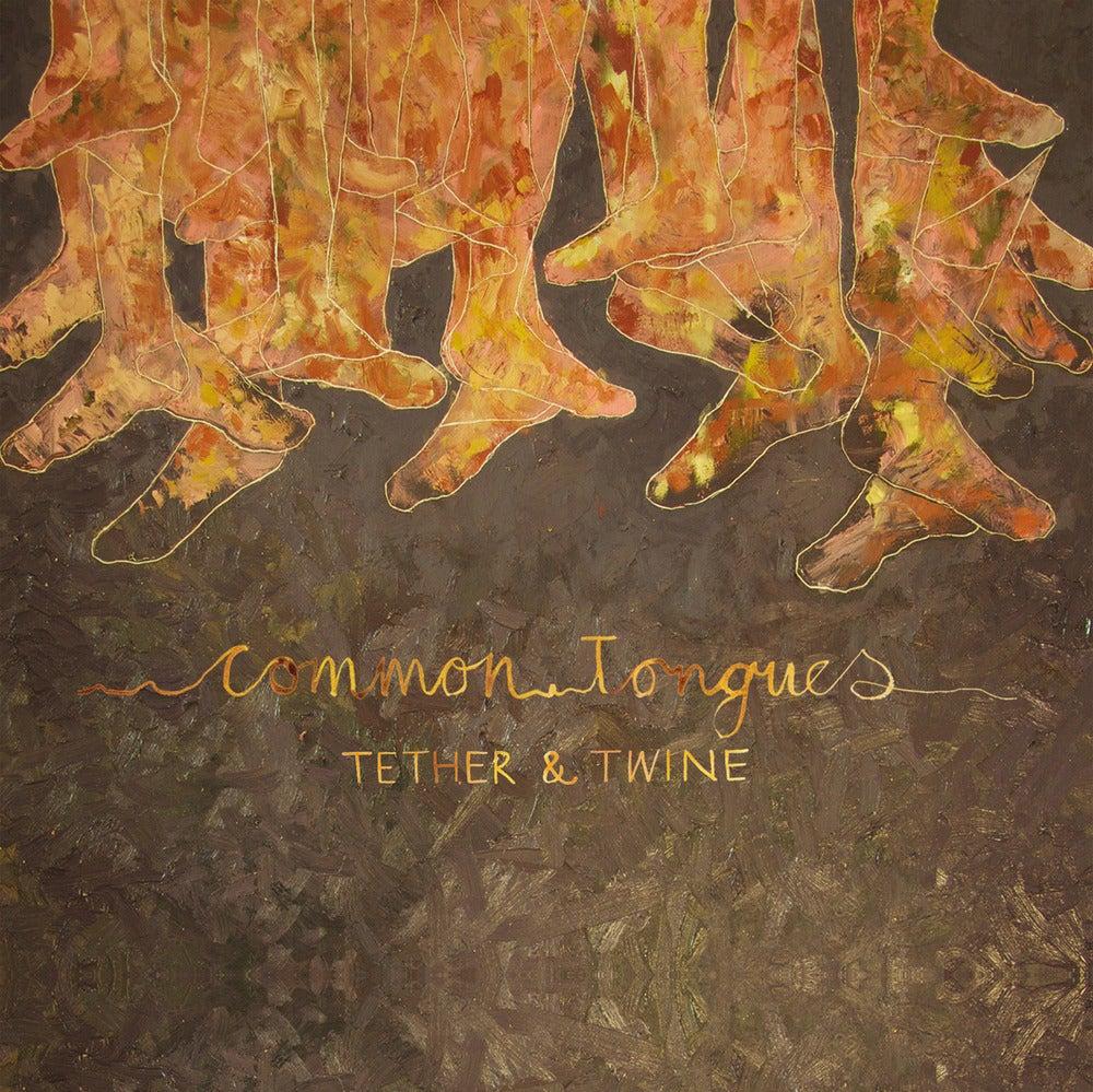 "Image of ""Tether & Twine"" Digipak CD"