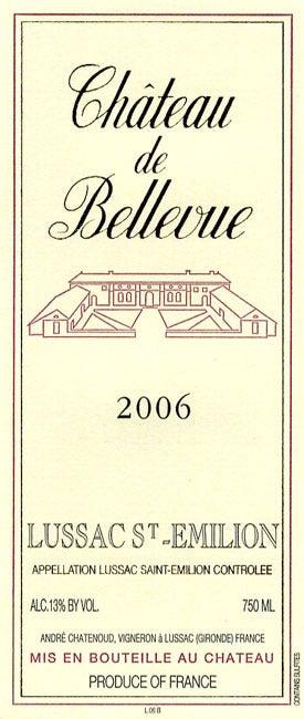 Image of Château Bellevue