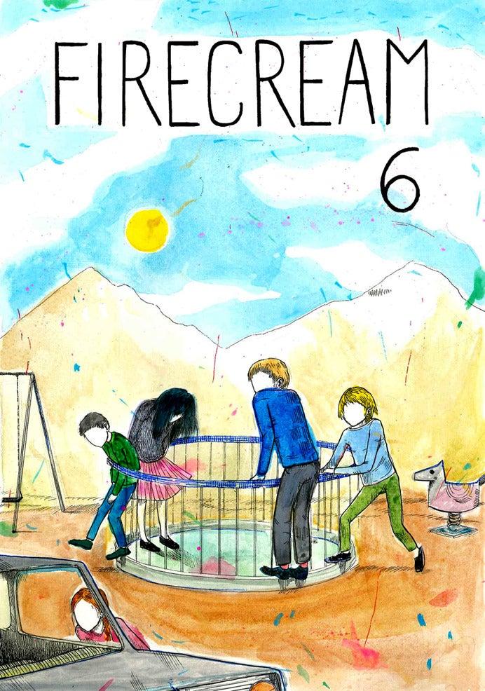 Image of FIRECREAM #6