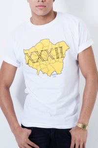 Image of 32LDN Yellow T-Shirt