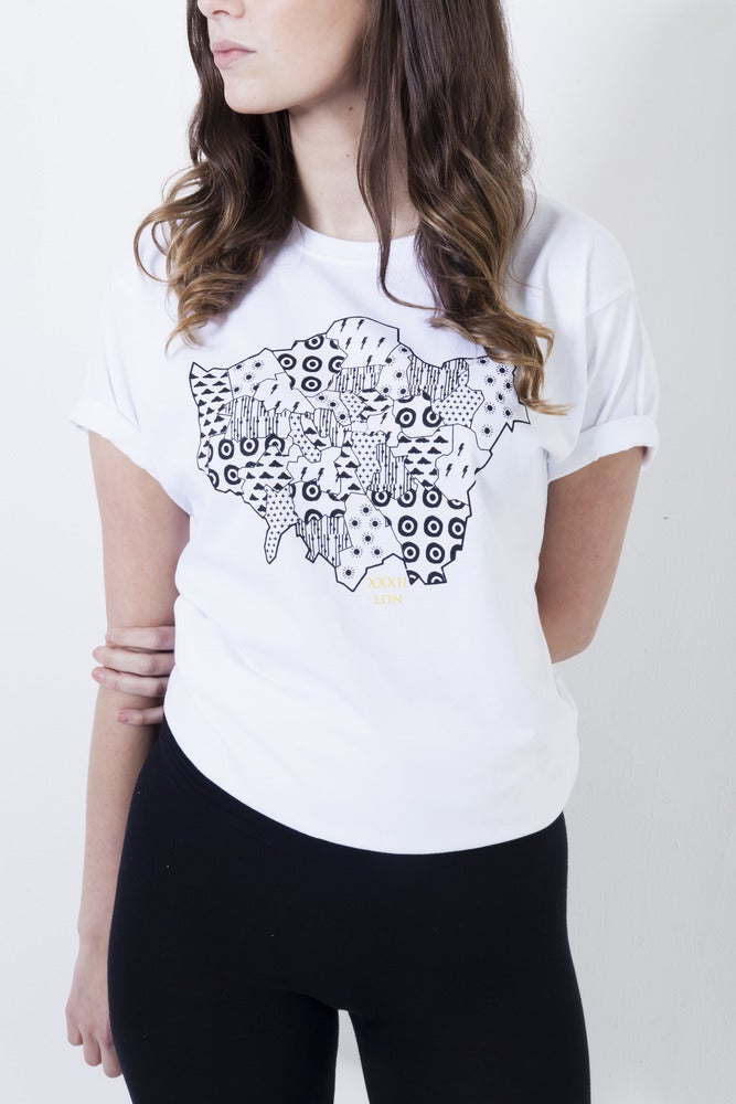 Image of 32LDN B&W T-Shirt