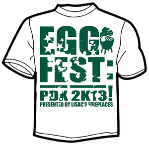 Image of Eggfest:PDX 2013 T-Shirt