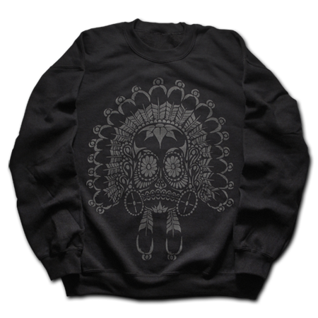 "Image of Caddi ""Chief"" Sweatshirt"