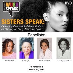 Image of Sisters Speak DVD