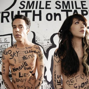 Image of Smile Smile : Truth On Tape CD