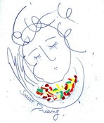 Image of 5 Sweet Dreams Post Cards - By Traci Suzanne Marvel