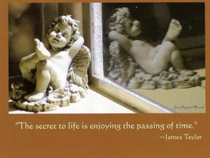 Image of 5 Secret of Life Post Cards By Traci Suzanne Marvel