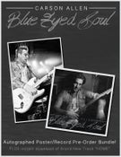 """Image of """"Blue Eyed Soul"""" Autographed Poster/Record Pre-Order!!"""