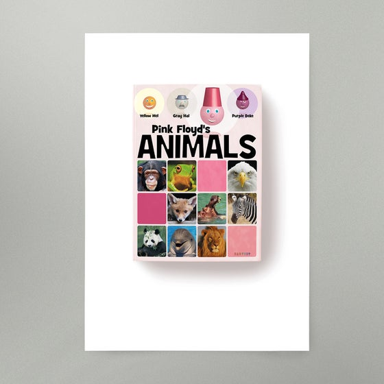 Image of Animals Art Print
