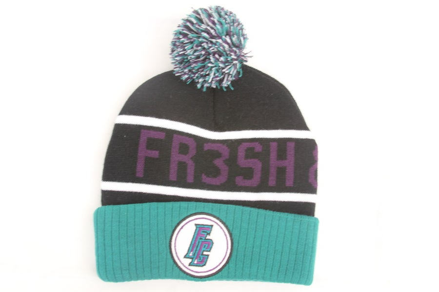 "Image of *LTD* F&C ""Grape Edition"" Beanies"