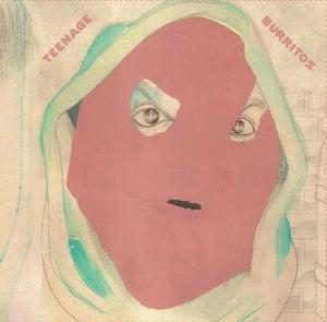 "Image of Teenage Burritos - ""Danya""/""Kamikaze"" 7"" LIMITED COLOR VINYL"