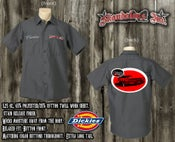 Image of Caddy Pimpin' Dickies workshirt...