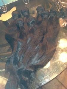 Image of Brazilian Straight Virgin Hair