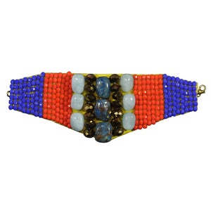 Image of Bracelet Superhero aqua