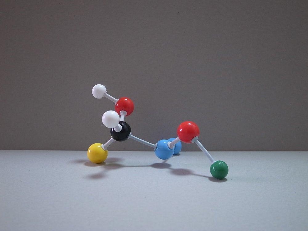Atom Model Kit Set Super Normal Objects