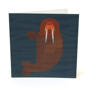 Image of Walrus Card