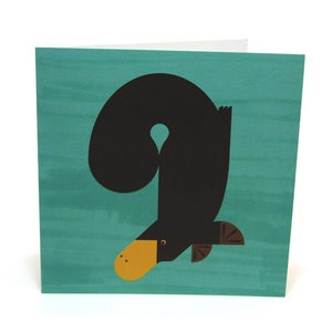 Image of Platypus Card