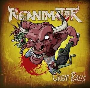 Image of Great Balls E.P (2013) CD