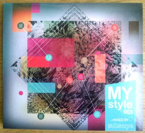 Image of DPCD005 :: SUBSCAPE : MYSTYLE003 - Mixed Compilation