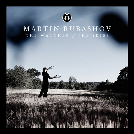 Image of Martin Rubashov - The Watcher of The Skies [CD]